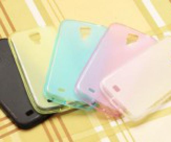 Ốp Lưng Silicon SamSung Galaxy S4-9500 + Túi Chống Nước Cho Điện Thoại