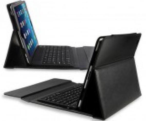 Bao Da Bàn Phím Silicon Bluetooth iPad Air Cao Cấp