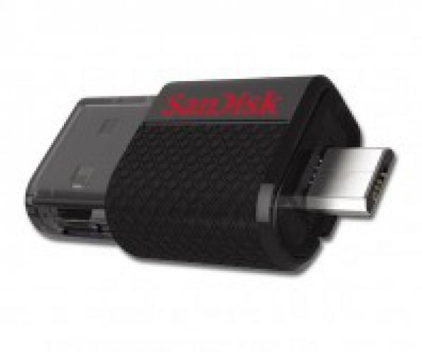 USB 16Gb OTG Drive 2 Đầu Cắm Micro-USB Cho Smartphone, Tablet, Máy Tính