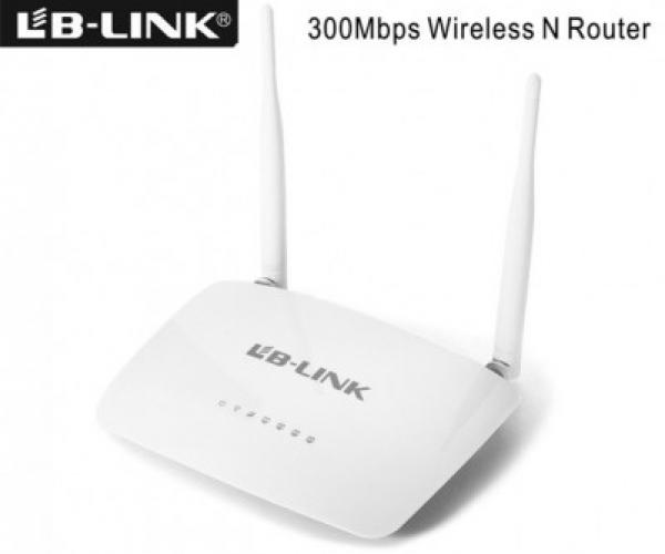 Bộ Phát Wifi  LB-LINK BL-WR2000 300Mbps