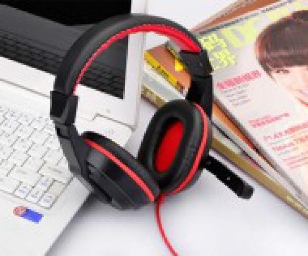 Tai nghe Headphone Pravix H5 Chất Lượng Cho Nghe Nhạc Và Đàm Thoại