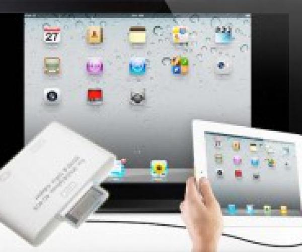 Bộ Chuyển ADAPTER HDMI 30Pin Cho iPhone 4G 4GS Và iPad