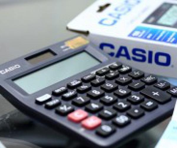 Máy Tính Casio MJ 120 D