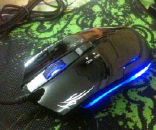 Chuột Game Phoebo G1 2400DPI