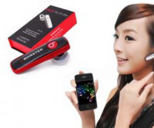 Tai Nghe Bluetooth Beats Monster HD 60 Thời Trang Cao Cấp
