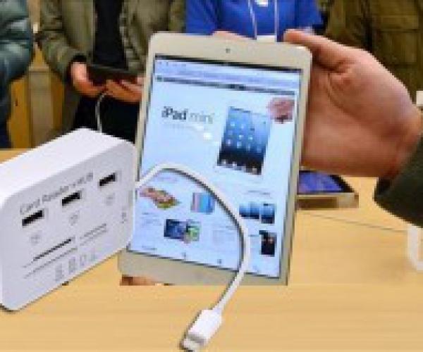 Đầu Đọc Thẻ Nhớ Và Cổng USB Lightning Kit Adapter Hub for iPad Mini ipad 4