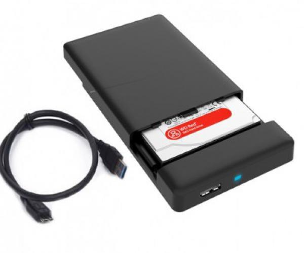 Hộp Đọc Ổ Cứng HDD Box ORICO đế nhôm Laptop