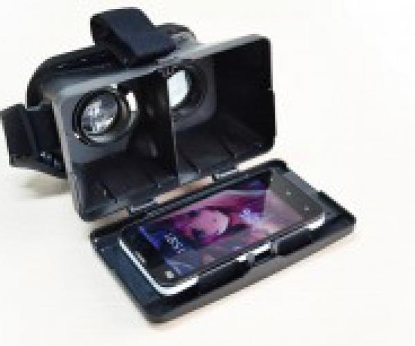 Kính Xem Phim 3D Cho Smartphone