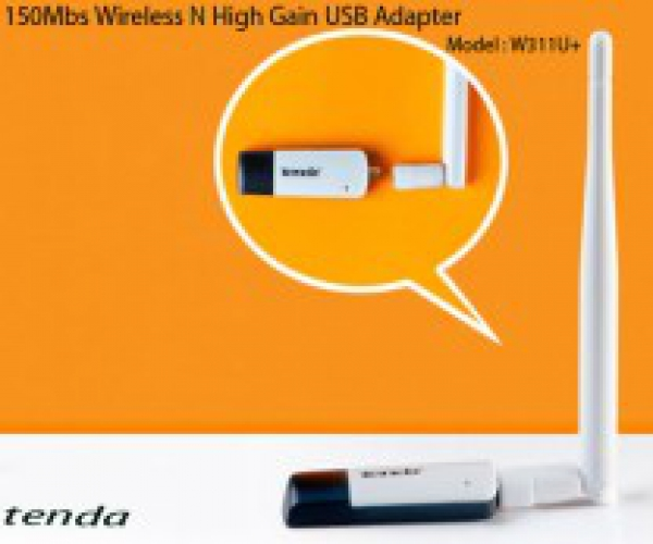 USB Thu Phát Sóng Wifi Tenda W311U+