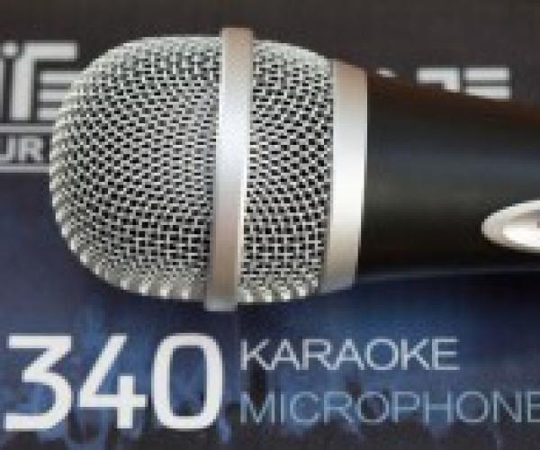 Micro Karaoke Techmate E340 - Thỏa Sức Ca Hát Cùng Gia Đình Bạn Bè