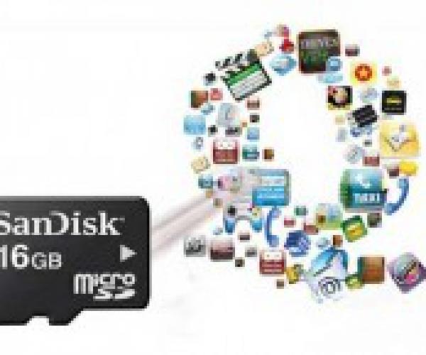 Combo thẻ nhớ Micro SD 16GB + Adapter + Đầu đọc thẻ