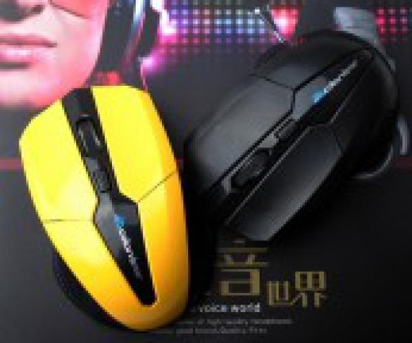 Chuột không dây wireless Colorvis X51 Chính Hãng