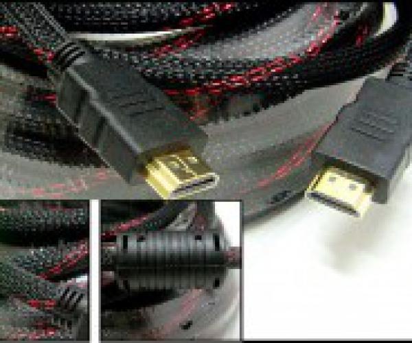 Cáp HDMI tốc độ cao full HD 1080 cho TV LCD, Camera, DVD, máy chiếu....