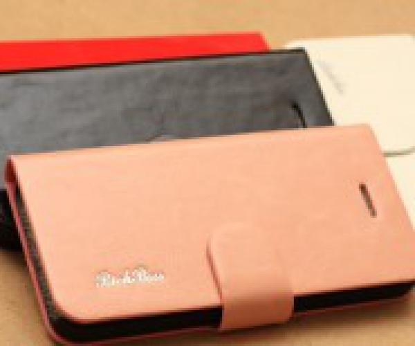 Bao da, ốp lưng Rich Boss cao cấp cho Iphone 5