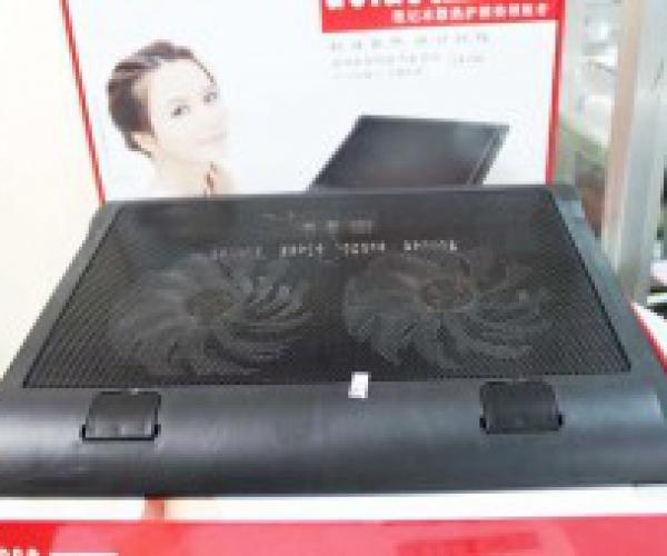 Đế Tản Nhiệt Laptop Dolaso XL-790 2 Quạt 4 Cổng USB Tiện Dụng