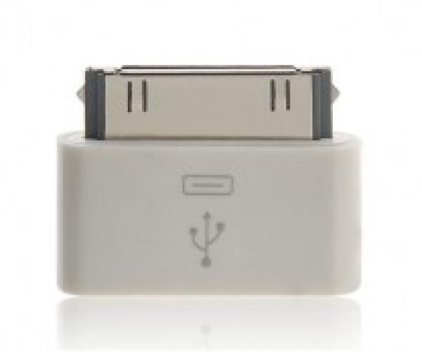 Cổng chuyển adapter Micro USB sang Lightning 30 pin