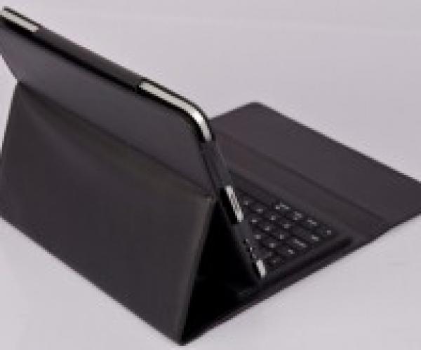 Bao Da Bàn Phím Silicon iPad Bluetooth Cao Cấp