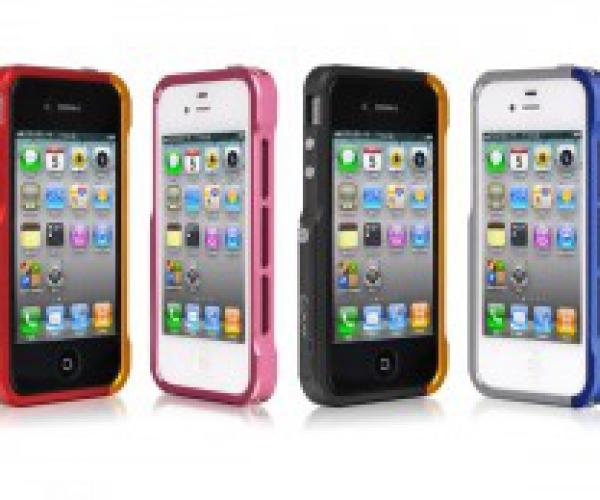 Khung bảo vệ Iphone Luxa 2 chất liệu nhôm máy bay