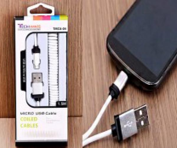 Cáp Sạc Micro USB Cho Smartphonne Và Tablet TMCA-04