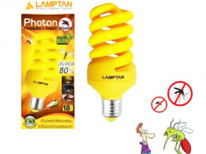 Đèn Đuổi Muỗi Cao Cấp Thương Hiệu Thái Lan Lamptan