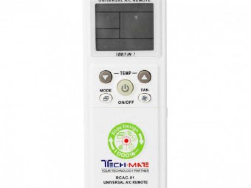 Remote Điều Khiển Máy Lạnh Đa Năng Techmate