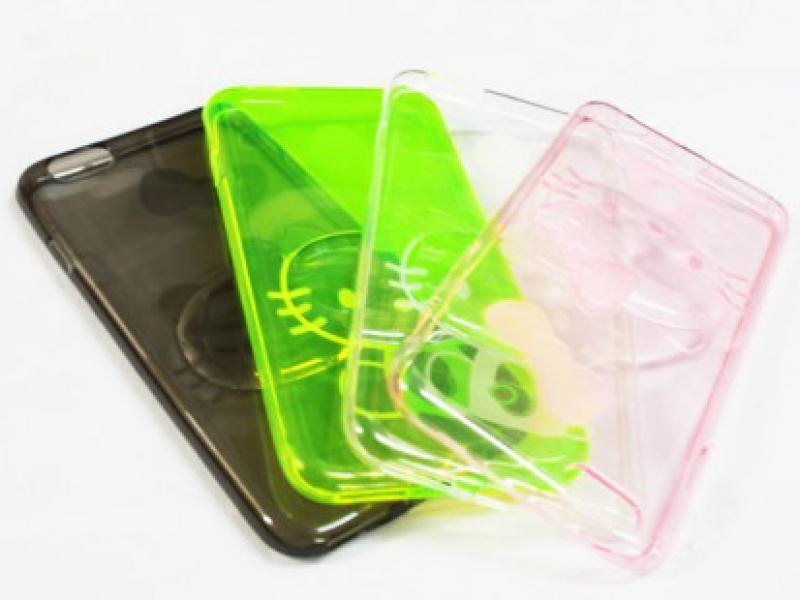 Ốp Lưng Silicon Iphone 6 Cao Cấp Họa Tiết Hình Thú