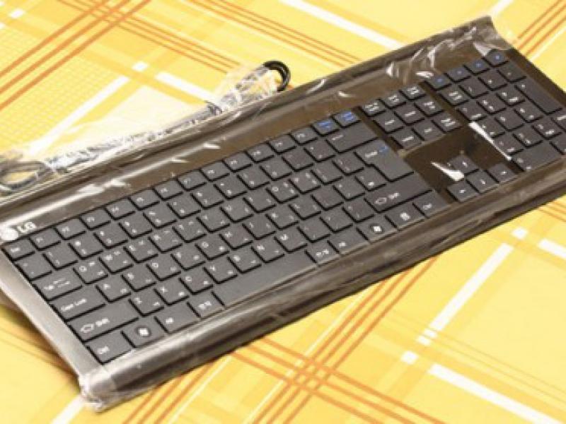 Bàn phím máy tính chính hãng LG Xtouch MK3500
