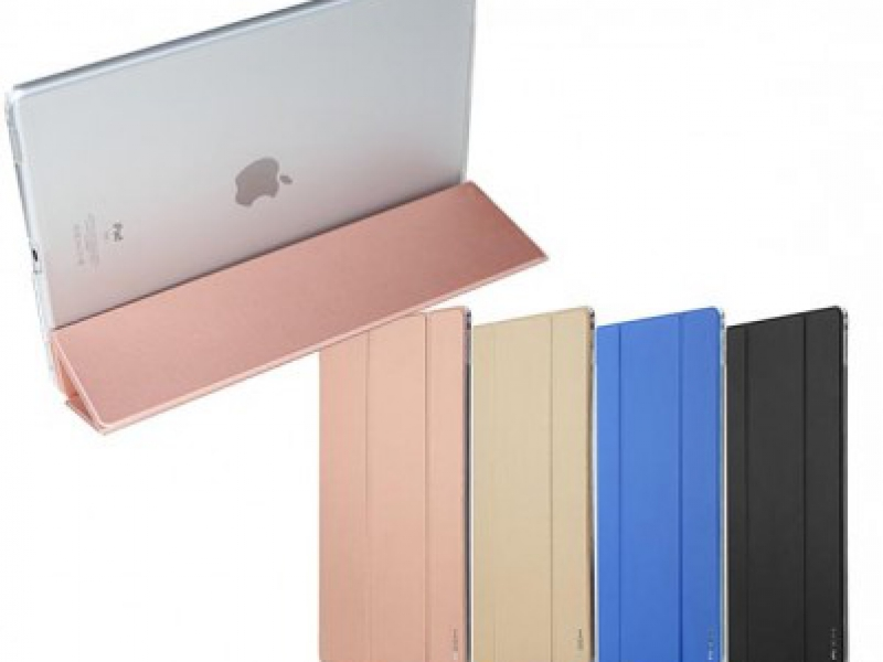 Bao da Rock cho iPad Pro Touch Series cao cấp