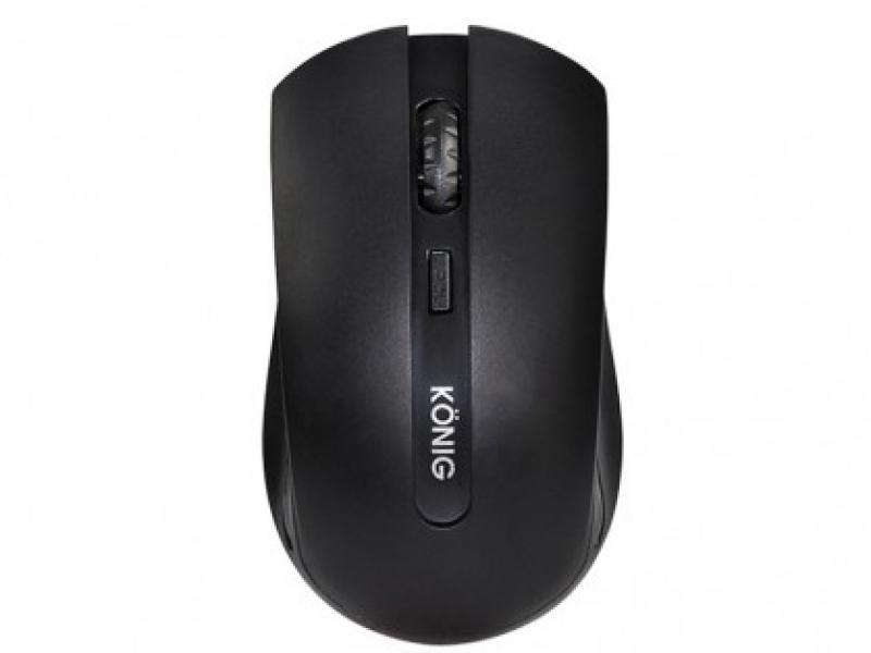 Chuột không dây KONIG KM116 công nghệ Nano