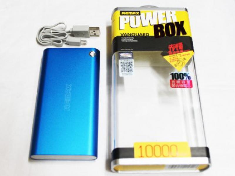 Pin Sạc Dự Phòng Remax Vanguard 10000mah