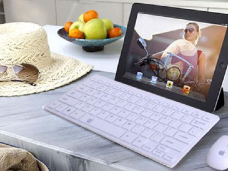 Bàn phím, chuột Wireless Apple không dây Laptop, Máy Tính, Notebook…
