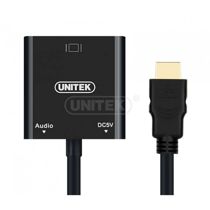 Thiết bị chuyển đổi tín hiệu từ HDMI sang VGA